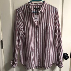New with tags J Crew striped top.